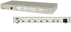 CHMX-44 HDMI Matrix switch / växel