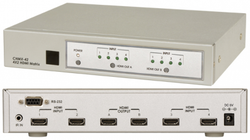 CHMX-42 HDMI Matrix switch / växel