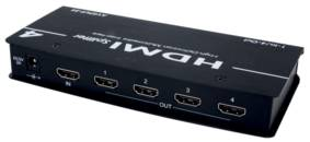 HQ HDMI Splitter 1 till 4 lågpris