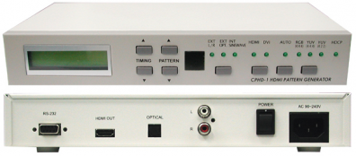 CYP/// HDMI test mönstergenerator
