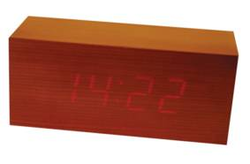 Wooden Clock EK