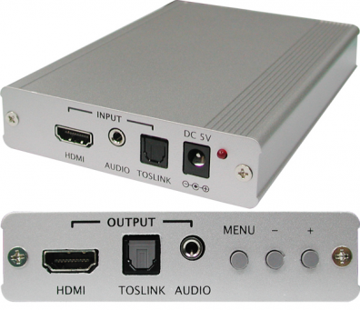 Cypress T. HDMI-HDMI scaler/konv. PAL/NTSC