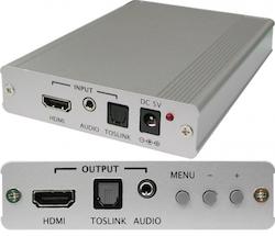HDMI-HDMI scaler/konv. PAL/NTSC
