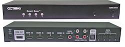 HDS-4 HDMI Switch / växel 4:1 v1.3