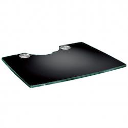 EFA 0040 glashylla till EFF 1140, svart