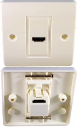 Vägguttag HDMI