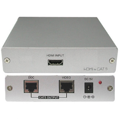 Cypress T. CA-HDMIAT HDMI över Cat5 PAKET med 2 mottagare
