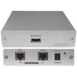 CA-HDMIAT HDMI över Cat5 PAKET med 2 mottagare