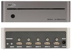 HDMI switch / växel 4:1 v 1.3