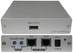 CA-HDMI150R HDMI över Cat5 mottagare 150m