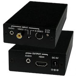 Komposit / SVHS till HDMI