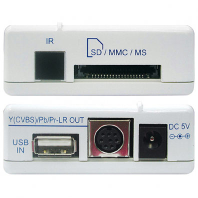 CYP/// DPP-1080i Digital Foto / MP3 spelare