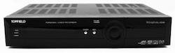 TF5720PVRtHDMI med Svart färg