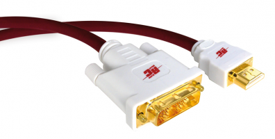 Real Cable HDMI-DVI-D HDDV73 AVS 1,5m