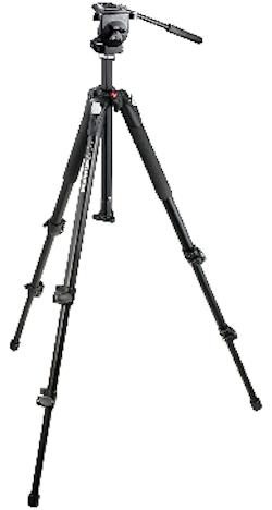 Stativpaket 055-XB och 128-RC