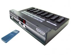 SB-5525 Scart Matrix switch 6 in 2 ut