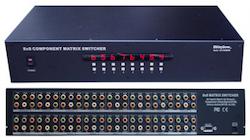 SB-5588 Komponent Matrix switch 8 in 8 ut