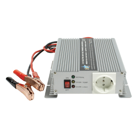 HQ Inverter 12-230 Volt 600 Watt modifierad våg