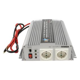 HQ Inverter 12-230 Volt 1000 Watt modifierad våg