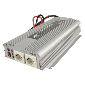 HQ Inverter 12-230 Volt 1700 Watt modifierad våg