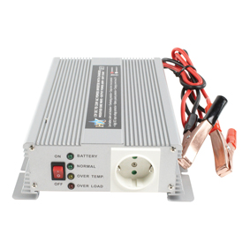 HQ Inverter 12-230 Volt 600 Watt mod. våg laddare
