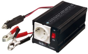 HQ Inverter 24-230 Volt 300 Watt modifierad våg