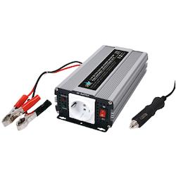 Inverter 12-230 Volt 600 Watt ren sinusvåg