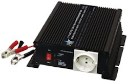 Inverter 24-230 Volt 600 Watt mod. våg laddare