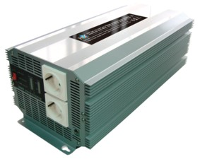 Nedis Inverter 24-230 Volt 2500 Watt modifierad våg