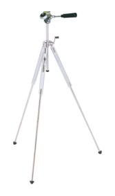 Digitaltvexperten Teleskopstativ, mittstolpe med vev