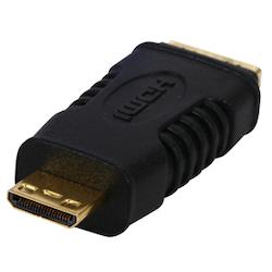 HDMI hona till HDMI min hane