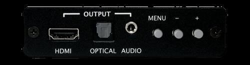 CYP/// PC / VGA till HDMI 1080p