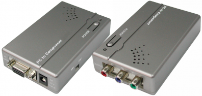 Cypress T. Omvandlare PC/VGA till Komponent