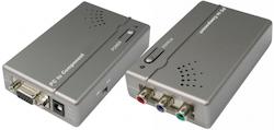 Omvandlare PC/VGA till Komponent