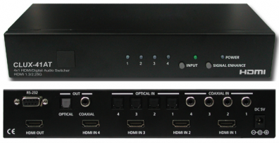 CYP/// HDMI / Audio Switch v1.3