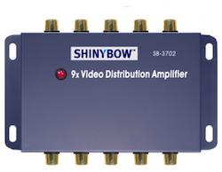 SB-3702 Komposit splitter 1 in 9 ut