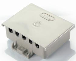 Sammankopplingsfilter FM/VHF/UHFx2