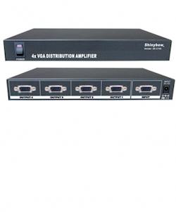 SB-1104 VGA Splitter 1 in 4 ut