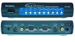 SB-3690 NTSC/PAL Converter med VGA