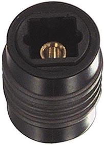HQ Optisk Toslink hona - hona adapter