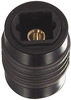 Optisk Toslink hona - hona adapter