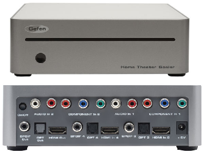Gefen Home Theater Scaler DEMO