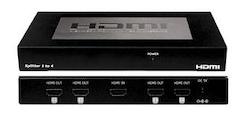 CHDMI-14C HDMI splitter 1:4 Extrem Längd