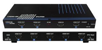 CYP/// CHDMI-8M HDMI splitter 1:8 CEC