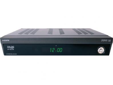 Dilog DT-435 HD med CA-modul