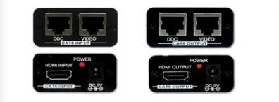 PU-1103 HDMI 1.3 över CAT5 & 6