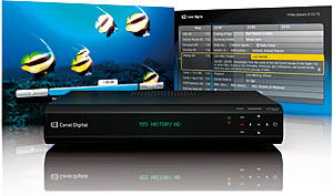 Canal Digital Inspelningsbar HD-box 500GB Med  Abonnemang