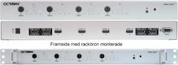 HDMI44MX-V1.3 HDMI Matrix Switch / Växel 4:4