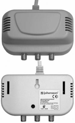 Dist.först till antenn 1:2 för UHF /VHF med LTE