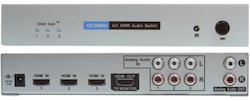 HDA31 HDMI Switch / växel 3:1 v1.3 ljud